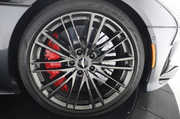 Used 2020 Aston Martin DBS Superleggera Volante for sale Sold at Alfa Romeo of Greenwich in Greenwich CT 06830 24