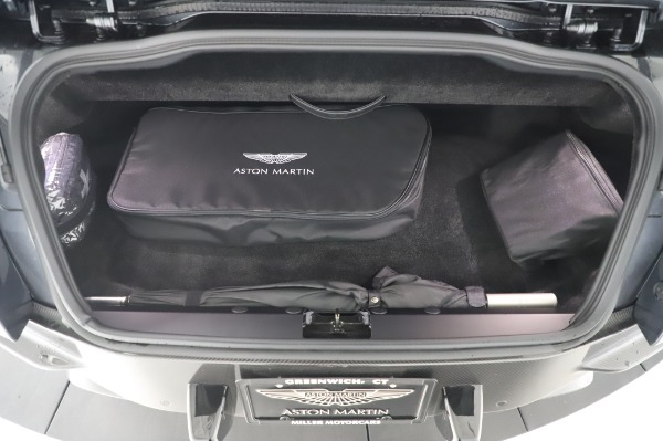 Used 2020 Aston Martin DBS Superleggera Volante for sale Sold at Alfa Romeo of Greenwich in Greenwich CT 06830 27