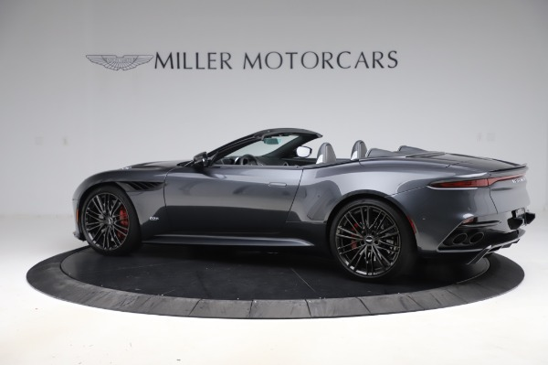 Used 2020 Aston Martin DBS Superleggera Volante for sale Sold at Alfa Romeo of Greenwich in Greenwich CT 06830 3