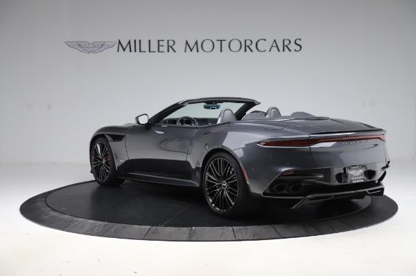 Used 2020 Aston Martin DBS Superleggera Volante for sale Sold at Alfa Romeo of Greenwich in Greenwich CT 06830 4