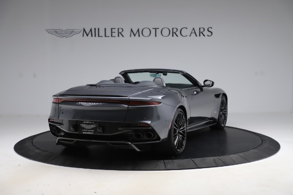 Used 2020 Aston Martin DBS Superleggera Volante for sale Sold at Alfa Romeo of Greenwich in Greenwich CT 06830 6