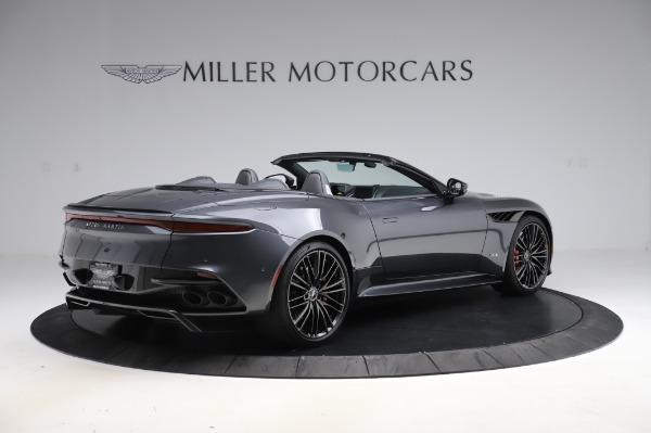 Used 2020 Aston Martin DBS Superleggera Volante for sale Sold at Alfa Romeo of Greenwich in Greenwich CT 06830 7