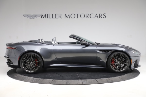 Used 2020 Aston Martin DBS Superleggera Volante for sale Sold at Alfa Romeo of Greenwich in Greenwich CT 06830 8