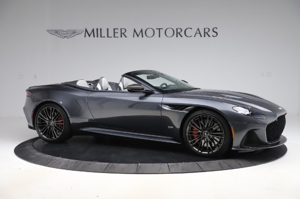 Used 2020 Aston Martin DBS Superleggera Volante for sale Sold at Alfa Romeo of Greenwich in Greenwich CT 06830 9