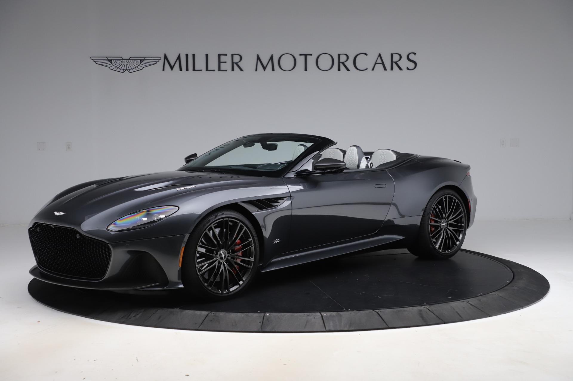 Used 2020 Aston Martin DBS Superleggera Volante for sale Sold at Alfa Romeo of Greenwich in Greenwich CT 06830 1
