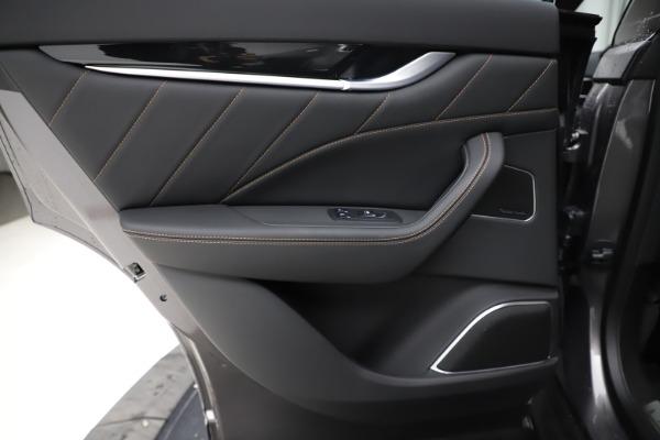 New 2020 Maserati Levante Q4 GranSport for sale Sold at Alfa Romeo of Greenwich in Greenwich CT 06830 20