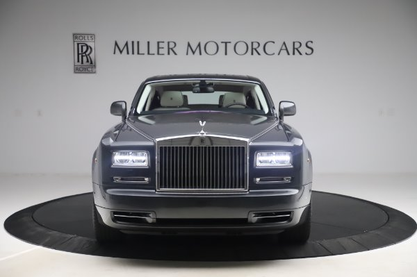 Used 2014 Rolls-Royce Phantom for sale $219,900 at Alfa Romeo of Greenwich in Greenwich CT 06830 2