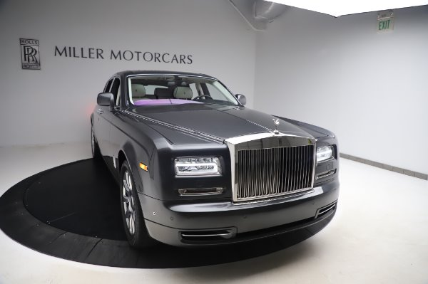 Used 2014 Rolls-Royce Phantom for sale $219,900 at Alfa Romeo of Greenwich in Greenwich CT 06830 3