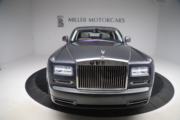 Used 2014 Rolls-Royce Phantom for sale $219,900 at Alfa Romeo of Greenwich in Greenwich CT 06830 4