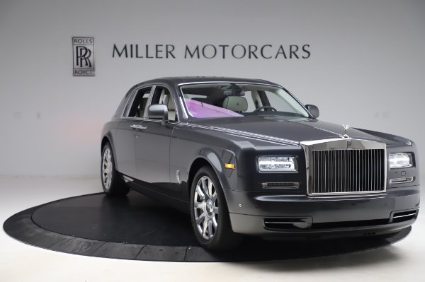 Used 2014 Rolls-Royce Phantom for sale $219,900 at Alfa Romeo of Greenwich in Greenwich CT 06830 6