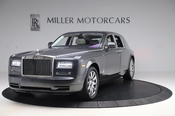 Used 2014 Rolls-Royce Phantom for sale $219,900 at Alfa Romeo of Greenwich in Greenwich CT 06830 1