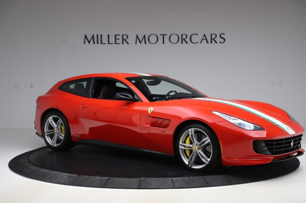 Used 2018 Ferrari GTC4Lusso for sale Call for price at Alfa Romeo of Greenwich in Greenwich CT 06830 10