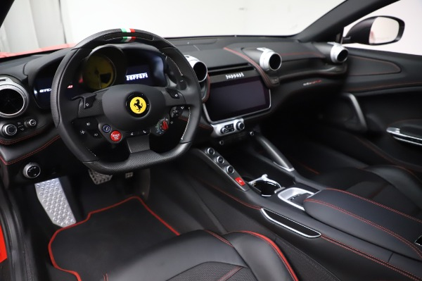 Used 2018 Ferrari GTC4Lusso for sale Call for price at Alfa Romeo of Greenwich in Greenwich CT 06830 13