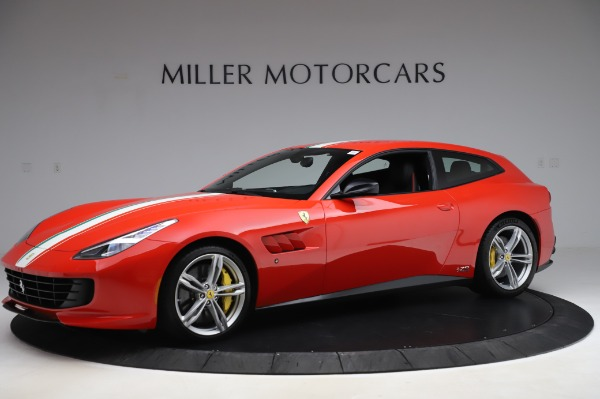 Used 2018 Ferrari GTC4Lusso for sale Call for price at Alfa Romeo of Greenwich in Greenwich CT 06830 2
