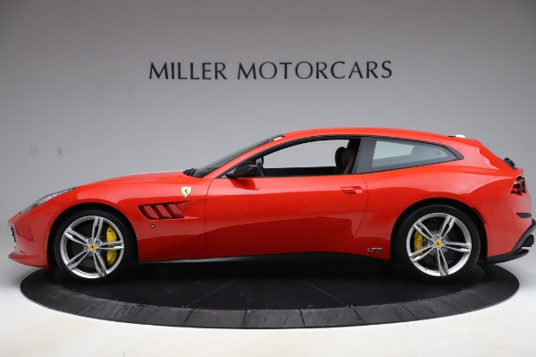 Used 2018 Ferrari GTC4Lusso for sale Call for price at Alfa Romeo of Greenwich in Greenwich CT 06830 3