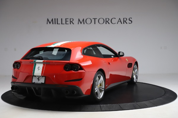 Used 2018 Ferrari GTC4Lusso for sale Call for price at Alfa Romeo of Greenwich in Greenwich CT 06830 7