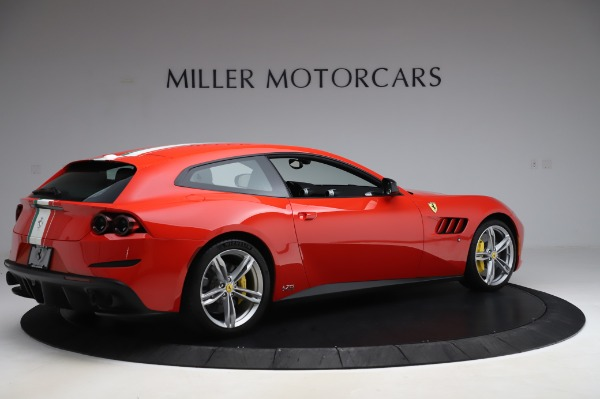 Used 2018 Ferrari GTC4Lusso for sale Call for price at Alfa Romeo of Greenwich in Greenwich CT 06830 8