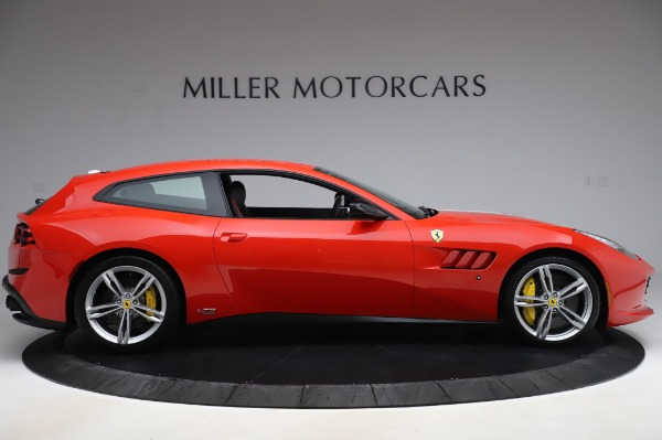 Used 2018 Ferrari GTC4Lusso for sale Call for price at Alfa Romeo of Greenwich in Greenwich CT 06830 9