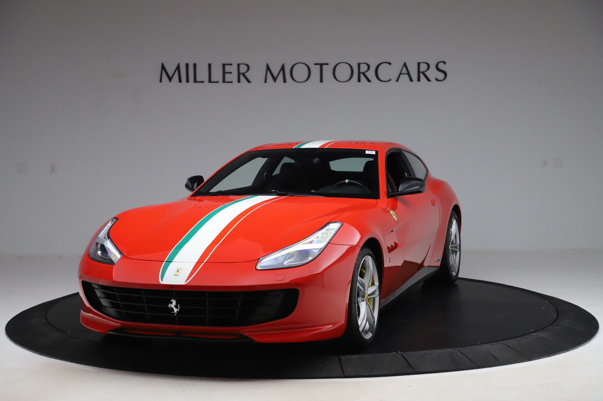 Used 2018 Ferrari GTC4Lusso for sale Call for price at Alfa Romeo of Greenwich in Greenwich CT 06830 1