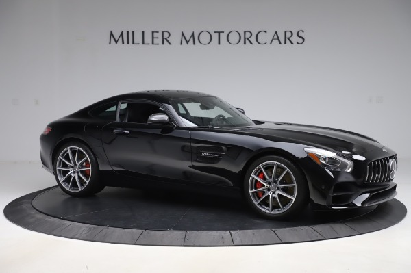 Used 2018 Mercedes-Benz AMG GT S for sale Call for price at Alfa Romeo of Greenwich in Greenwich CT 06830 10