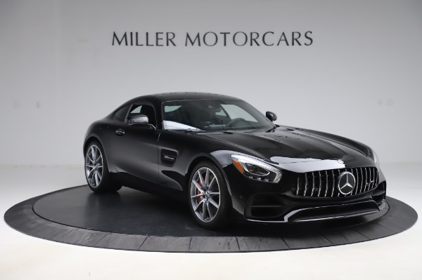 Used 2018 Mercedes-Benz AMG GT S for sale Call for price at Alfa Romeo of Greenwich in Greenwich CT 06830 11