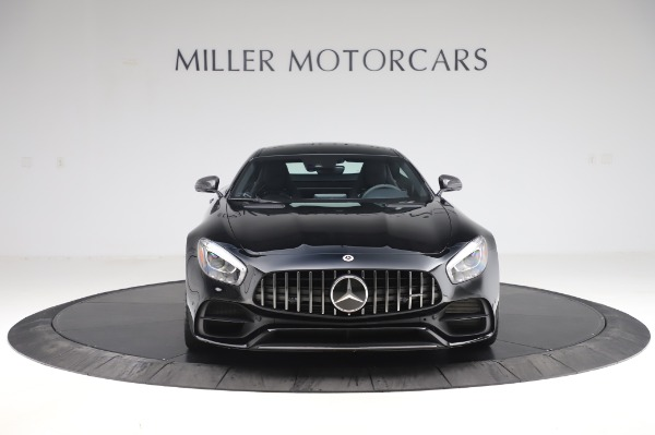 Used 2018 Mercedes-Benz AMG GT S for sale Call for price at Alfa Romeo of Greenwich in Greenwich CT 06830 12