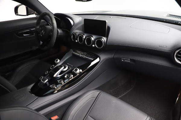 Used 2018 Mercedes-Benz AMG GT S for sale Call for price at Alfa Romeo of Greenwich in Greenwich CT 06830 17