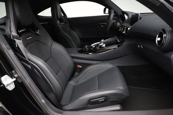 Used 2018 Mercedes-Benz AMG GT S for sale Call for price at Alfa Romeo of Greenwich in Greenwich CT 06830 18