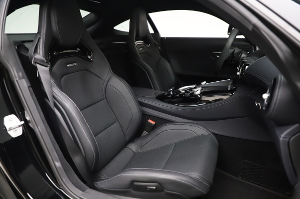 Used 2018 Mercedes-Benz AMG GT S for sale Call for price at Alfa Romeo of Greenwich in Greenwich CT 06830 19