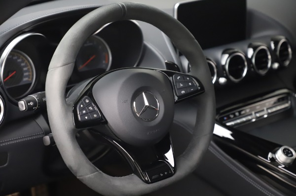 Used 2018 Mercedes-Benz AMG GT S for sale Call for price at Alfa Romeo of Greenwich in Greenwich CT 06830 20