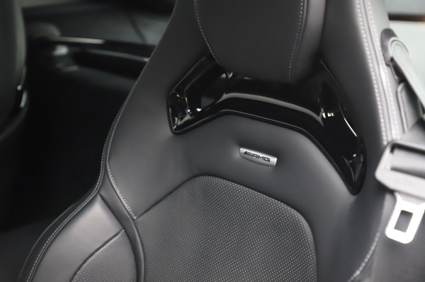 Used 2018 Mercedes-Benz AMG GT S for sale Call for price at Alfa Romeo of Greenwich in Greenwich CT 06830 21