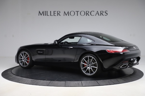 Used 2018 Mercedes-Benz AMG GT S for sale Call for price at Alfa Romeo of Greenwich in Greenwich CT 06830 4