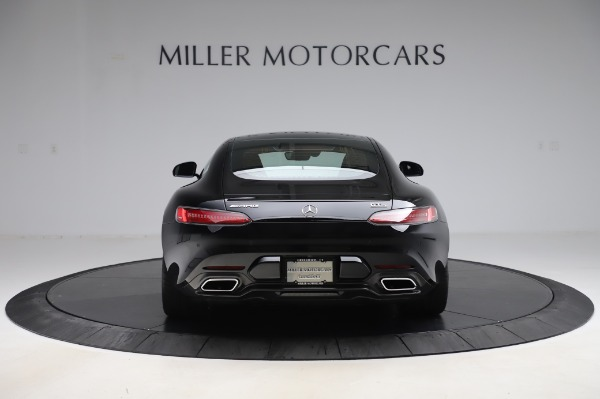 Used 2018 Mercedes-Benz AMG GT S for sale Call for price at Alfa Romeo of Greenwich in Greenwich CT 06830 6