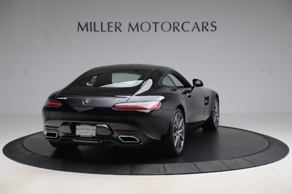 Used 2018 Mercedes-Benz AMG GT S for sale Call for price at Alfa Romeo of Greenwich in Greenwich CT 06830 7