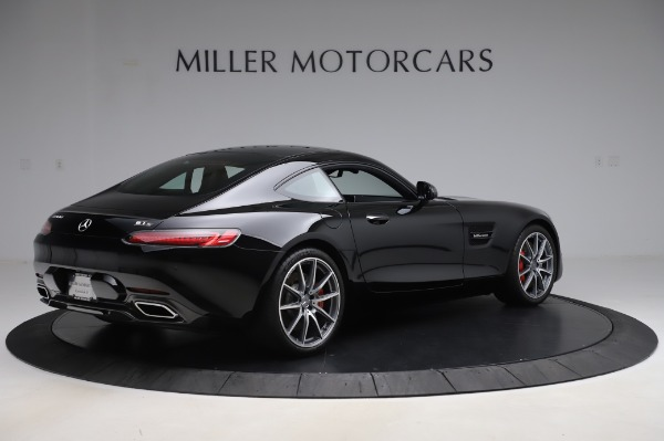 Used 2018 Mercedes-Benz AMG GT S for sale Call for price at Alfa Romeo of Greenwich in Greenwich CT 06830 8