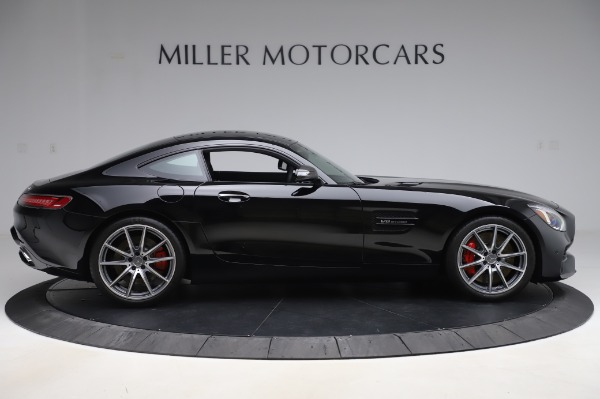 Used 2018 Mercedes-Benz AMG GT S for sale Call for price at Alfa Romeo of Greenwich in Greenwich CT 06830 9