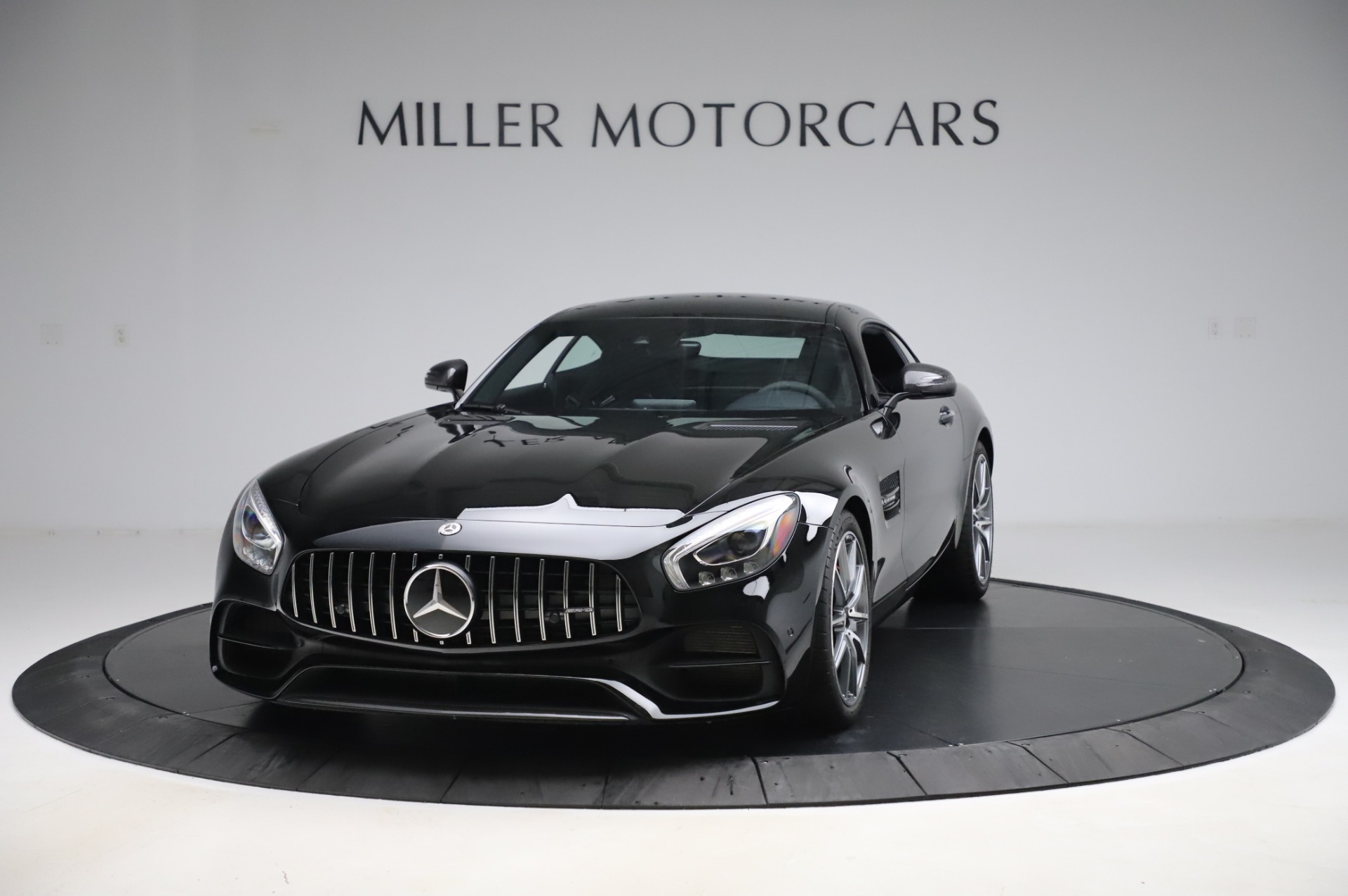 Used 2018 Mercedes-Benz AMG GT S for sale Call for price at Alfa Romeo of Greenwich in Greenwich CT 06830 1