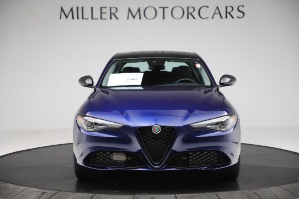 New 2020 Alfa Romeo Giulia Ti Q4 for sale $43,545 at Alfa Romeo of Greenwich in Greenwich CT 06830 12