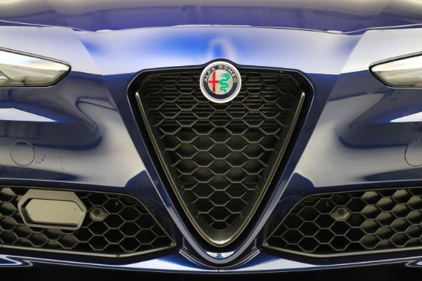 New 2020 Alfa Romeo Giulia Ti Q4 for sale $43,545 at Alfa Romeo of Greenwich in Greenwich CT 06830 27