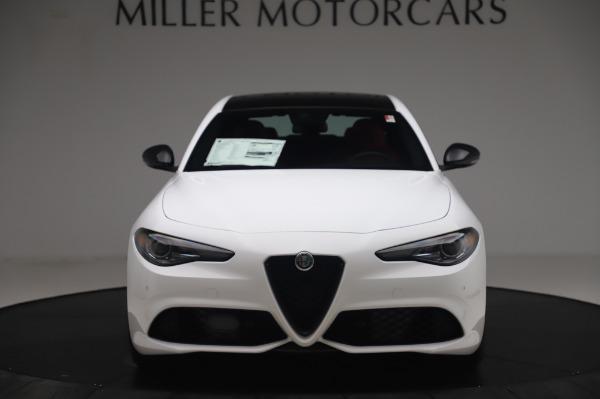 New 2020 Alfa Romeo Giulia Ti Sport Q4 for sale $46,495 at Alfa Romeo of Greenwich in Greenwich CT 06830 12