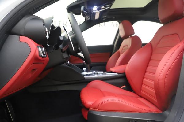 New 2020 Alfa Romeo Giulia Ti Sport Q4 for sale $46,495 at Alfa Romeo of Greenwich in Greenwich CT 06830 15