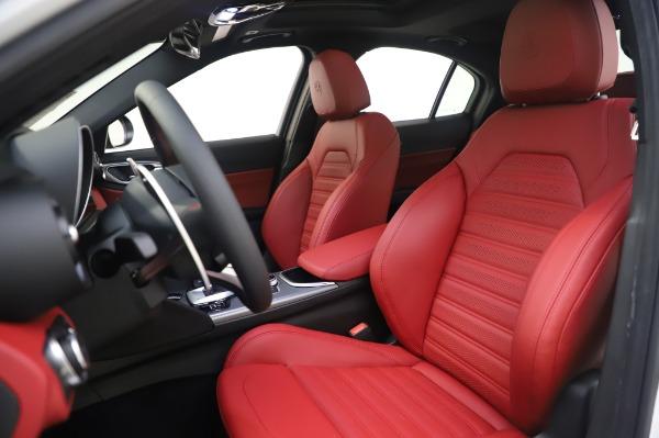 New 2020 Alfa Romeo Giulia Ti Sport Q4 for sale $46,495 at Alfa Romeo of Greenwich in Greenwich CT 06830 16
