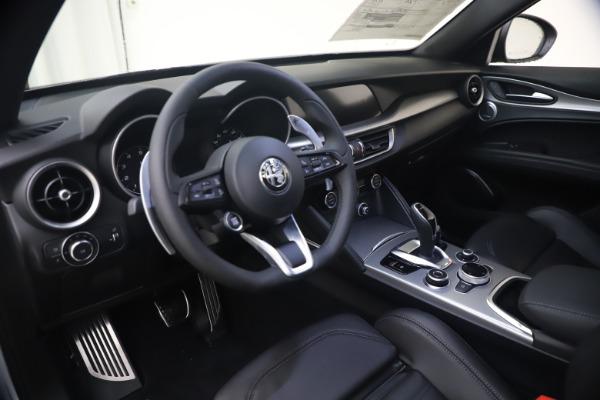 New 2020 Alfa Romeo Stelvio Ti Sport Q4 for sale $54,795 at Alfa Romeo of Greenwich in Greenwich CT 06830 13