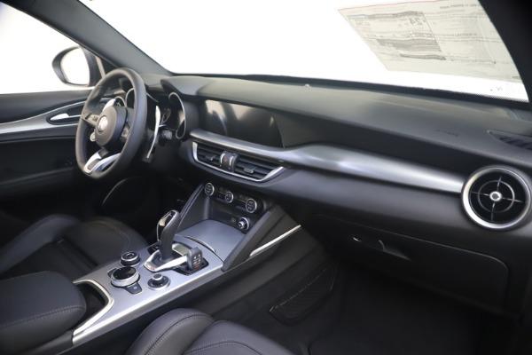New 2020 Alfa Romeo Stelvio Ti Sport Q4 for sale $54,795 at Alfa Romeo of Greenwich in Greenwich CT 06830 24