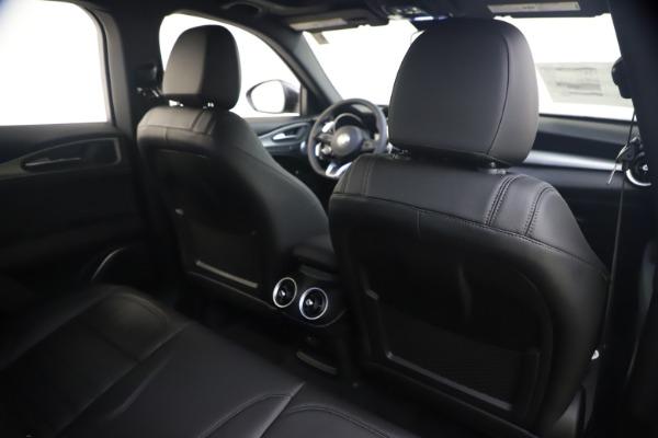 New 2020 Alfa Romeo Stelvio Ti Sport Q4 for sale $54,795 at Alfa Romeo of Greenwich in Greenwich CT 06830 28