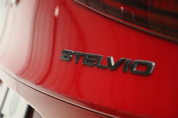 New 2020 Alfa Romeo Stelvio Ti Sport Q4 for sale $54,195 at Alfa Romeo of Greenwich in Greenwich CT 06830 9