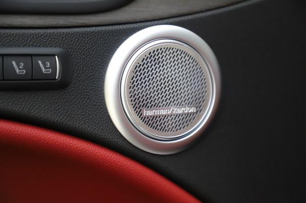 New 2020 Alfa Romeo Stelvio Ti Lusso Q4 for sale $54,145 at Alfa Romeo of Greenwich in Greenwich CT 06830 19