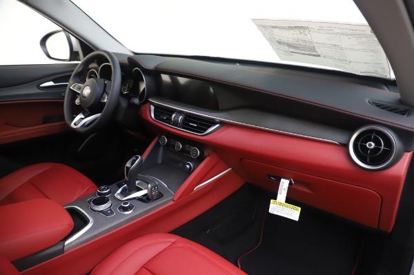 New 2020 Alfa Romeo Stelvio Ti Lusso Q4 for sale $54,145 at Alfa Romeo of Greenwich in Greenwich CT 06830 25