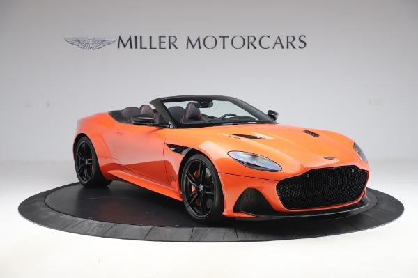 Used 2020 Aston Martin DBS Superleggera Volante for sale $339,800 at Alfa Romeo of Greenwich in Greenwich CT 06830 10