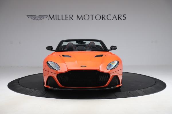 Used 2020 Aston Martin DBS Superleggera Volante for sale $339,800 at Alfa Romeo of Greenwich in Greenwich CT 06830 11
